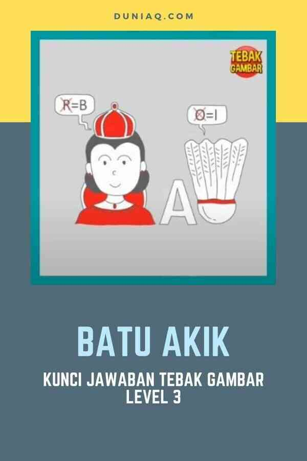 Level 3 Batu Akik